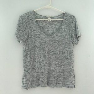 H&M Marble T-Shirt Size XS